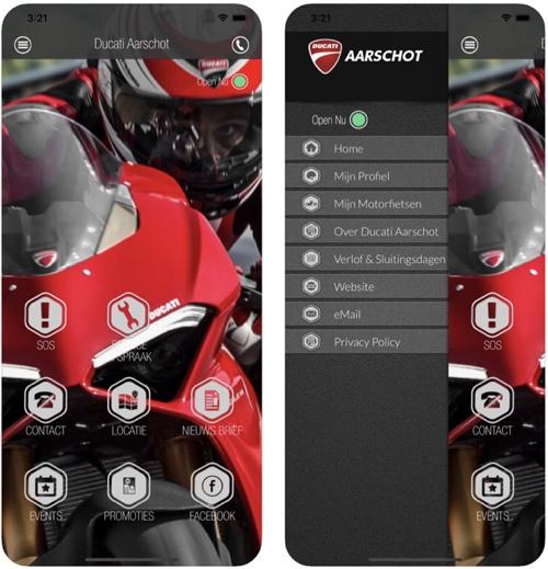 Ducati Aarschot